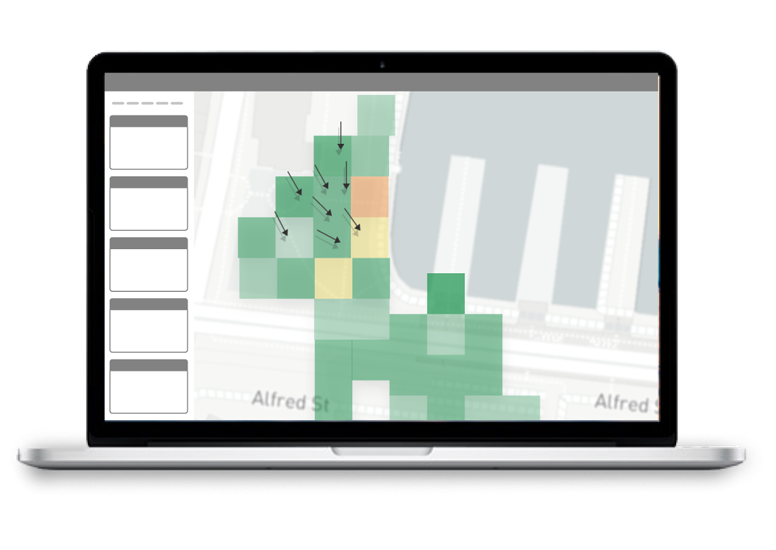 HeatMap Features